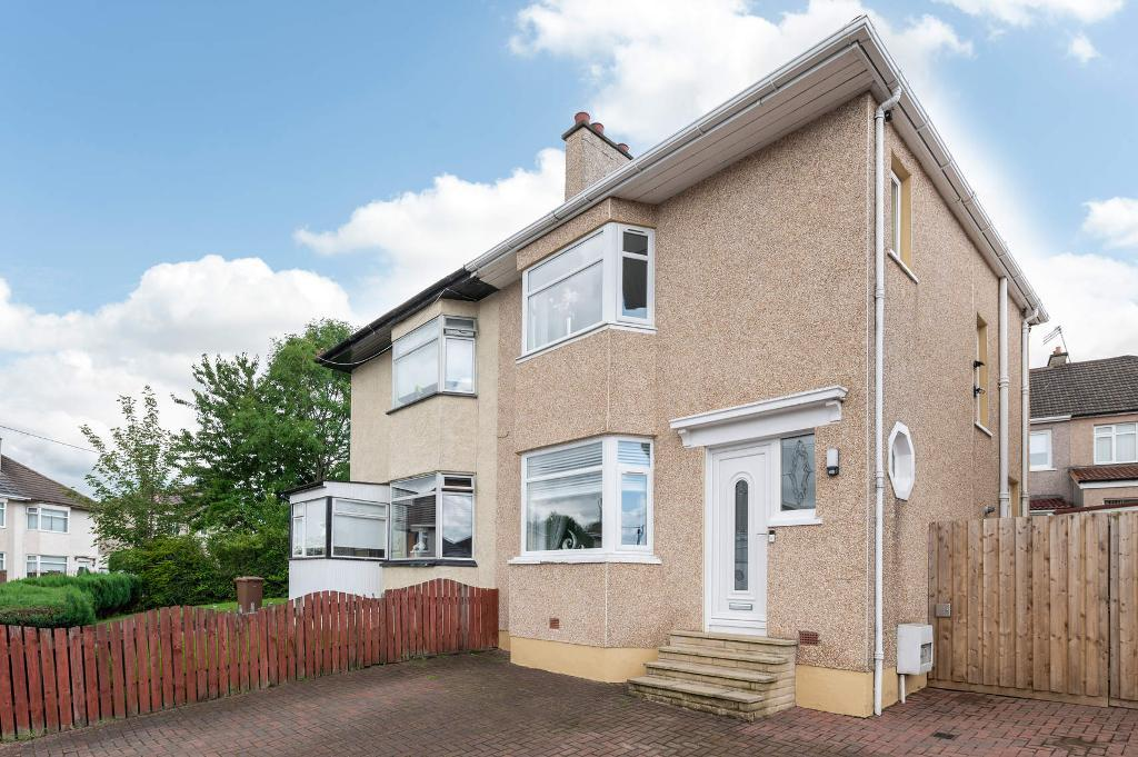 Viewfield Avenue, Garrowhill, Glasgow, Lanarkshire, G69 6NZ