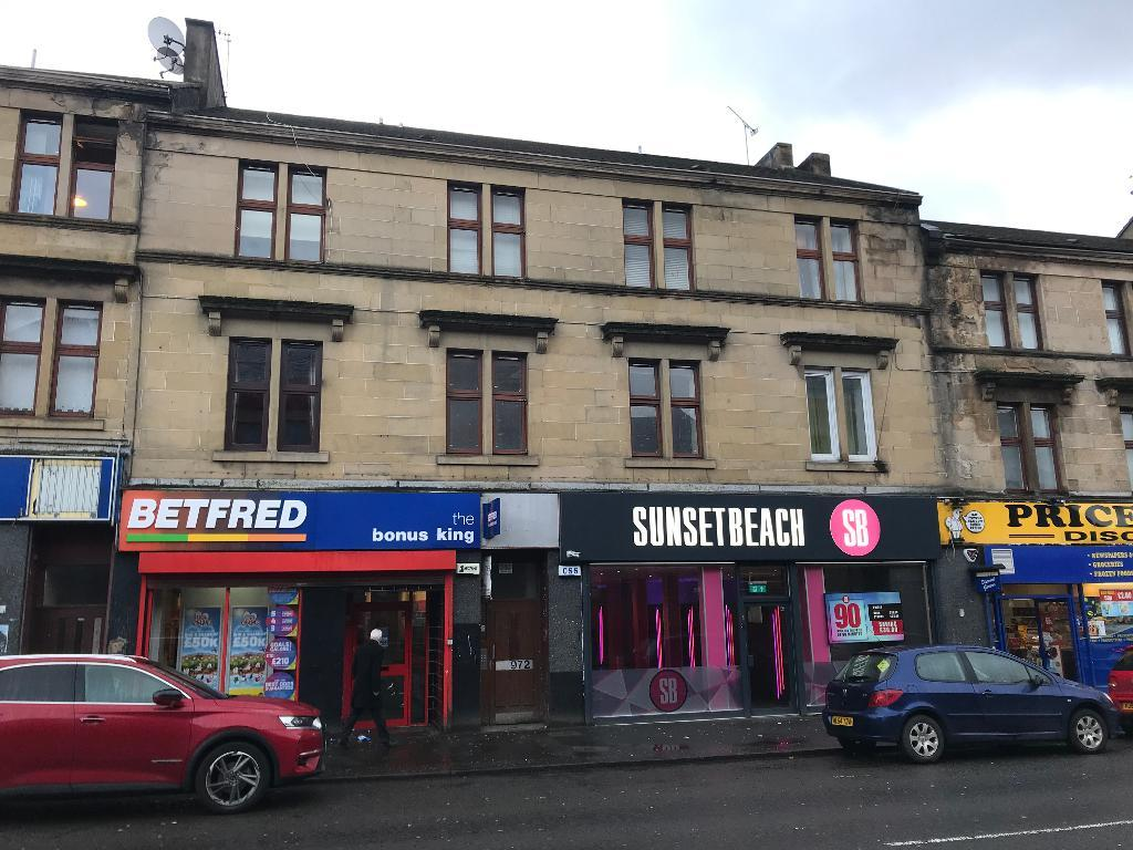 Shettleston Road, Shettleston, Glasgow, G32 7XW